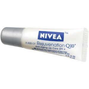 Nivea Lip Care - Q10