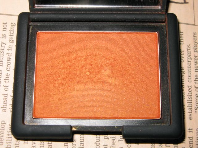 Nars Taj Mahal Nc42 NARS Taj Mahal reviews...
