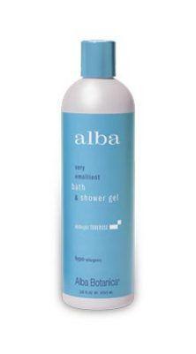 Alba Botanica Very Emollient Bath & Shower Gel - Midnight Tuberose