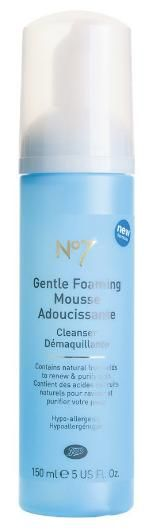 Boots  No7 Gentle Foaming Face Wash