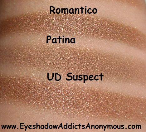 MAC Cosmetics Frost - Patina reviews, photos - Makeupalley