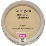 Neutrogena Mineral Sheers Loose Powder Foundation (All Shades)