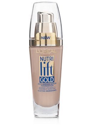 L'Oreal Nutri Lift Gold Anti-Aging Foundation [DISCONTINUED]