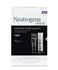 Neutrogena Clinical Facial Lifting Wrinkle Treatment Night