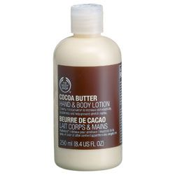 The Body Shop Cocoa Butter Hand & Body Lotion