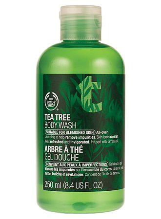The Body Shop Tea Tree Body Wash Reviews Photos Ingredients Makeupalley