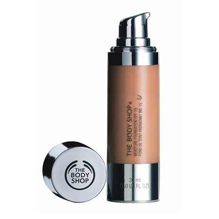 The Body Shop Moisture Foundation SPF 15 (Uploaded by jwyl)
