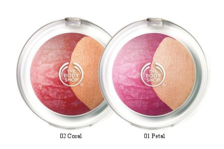The Body Shop Baked To Last - 02 Coral