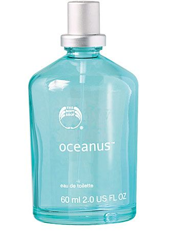 The Body Shop Oceanus Line