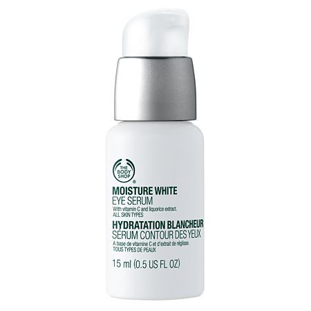 The Body Shop Moisture White Eye Serum