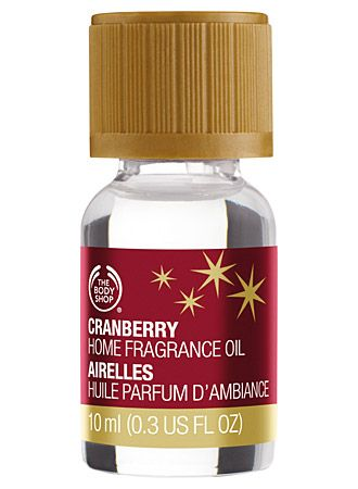 The Body Shop Home Fragrance Oil Cranberry Reviews