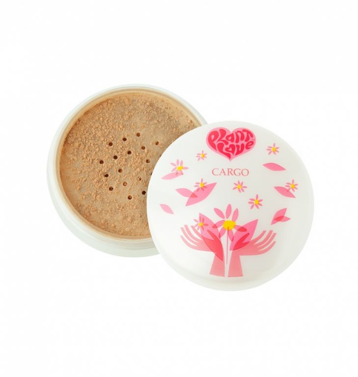Cargo Plantlove Loose Powder Foundation