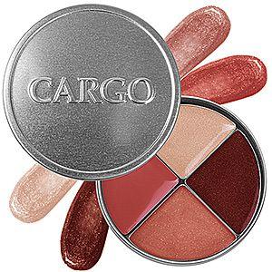 CARGO Lip Gloss Quad in Tenega (Uploaded by jwyl)