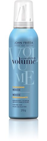 John Frieda Luxurious Volume Thickening Mousse
