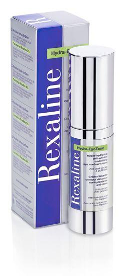 Rexaline Hydra-EyeZone Hyper-Hydrating Anti-Wrinkle Smoothing Eye Contour Cream