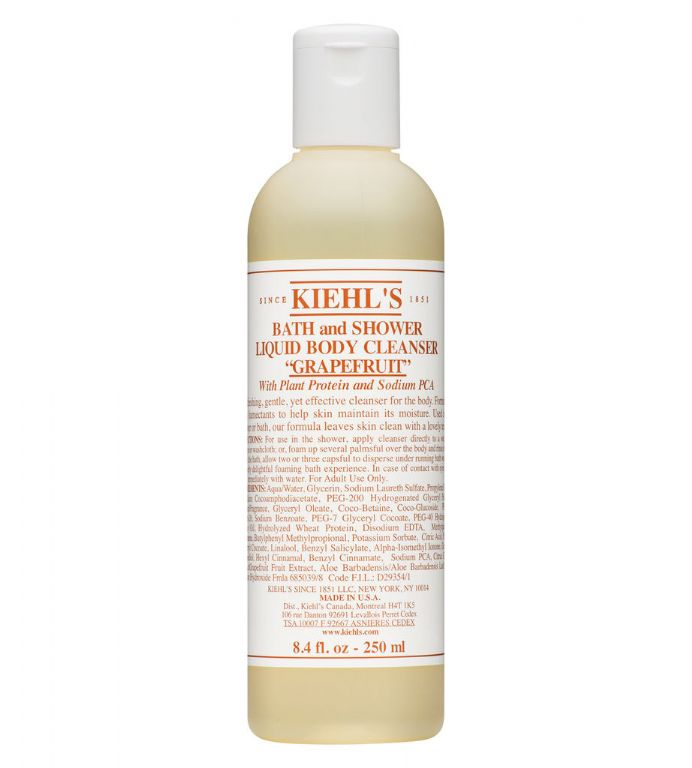 Kiehl's Grapefruit Bath and Shower Liquid Body Cleanser