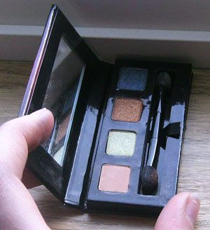 Mary Kay Mineral Eye Color Quad
