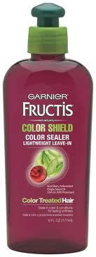 Garnier Color Shield Color Sealer Leave-In Conditioner