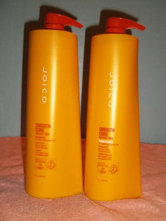 Joico Smooth Cure Sulfate Free Shampoo