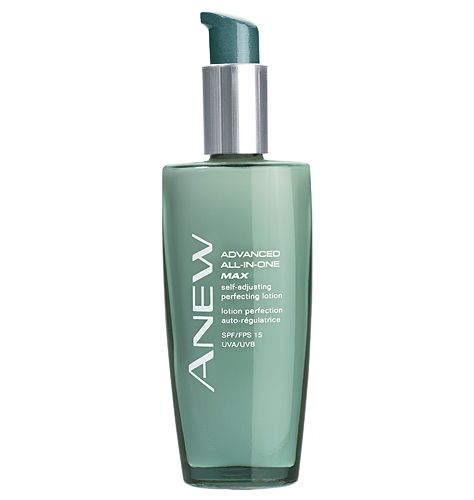 Avon Anew Advanced All-in-One Max Self-Adjusting Perfecting Lotion SPF 15