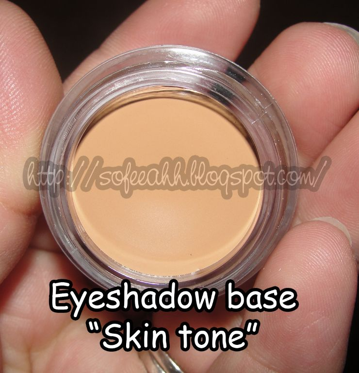 Nyx Professional Makeup Eyeshadow Base In Skin Tone