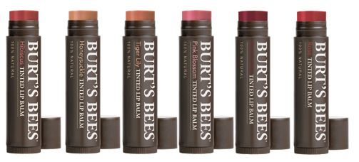 Burt S Bees Tinted Lip Balm Hibiscus Reviews Photos Ingredients Makeupalley