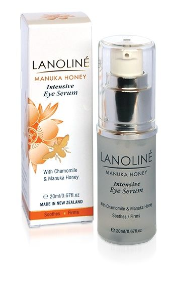 Lanoline Manuka Honey Eye Cream Guiltless Glamour Tinted Facial Maximizer 3 oz.