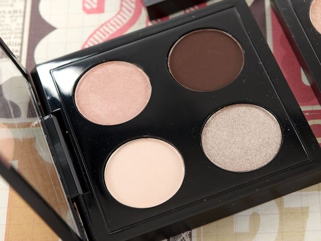 Mac Cosmetics Show Stopper Quad Reviews