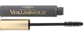 L'Oreal Voluminous Mascara in Blackest Blue