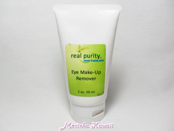 Real Purity Eye Make-Up Remover