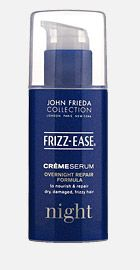 John Frieda Frizz Ease Creme Serum Overnight Repair Formula Discontinued