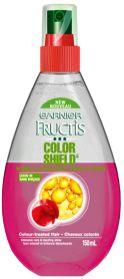 garnier fructis color shield shine spray - Fructis Color Resist