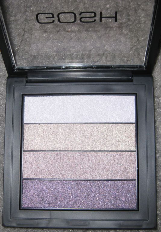 GOSH Smokey Eye Palette in Plum