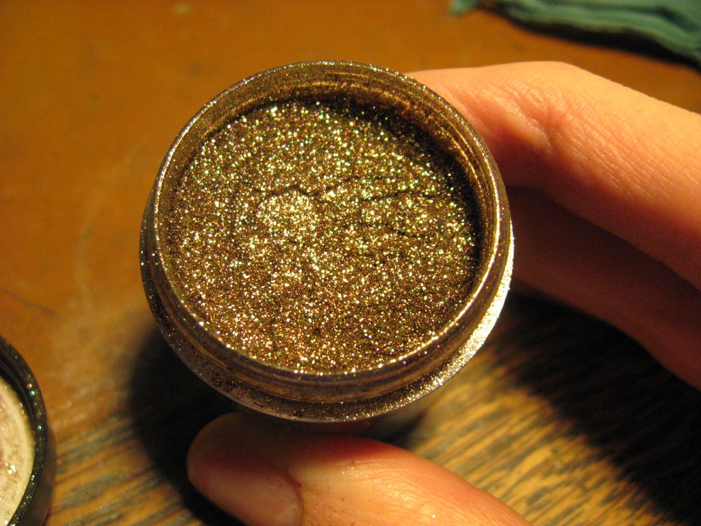 Mac Cosmetics Glitter Brilliant