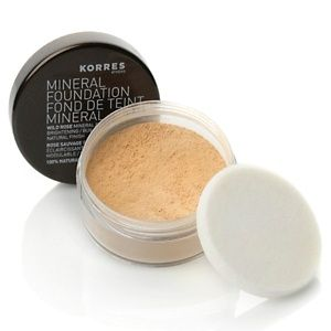 KORRES Natural Products Wild Rose Powder