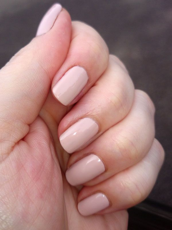 Essie Topless and Barefoot reviews, photos - Makeupalley