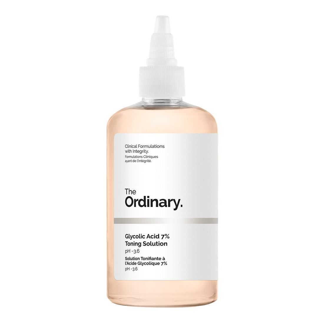 Glycolic acid 7% Toning Solution by the ordinary #6
