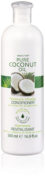 Inecto: Pure Coconut Oil Moisture Infusing Conditioner