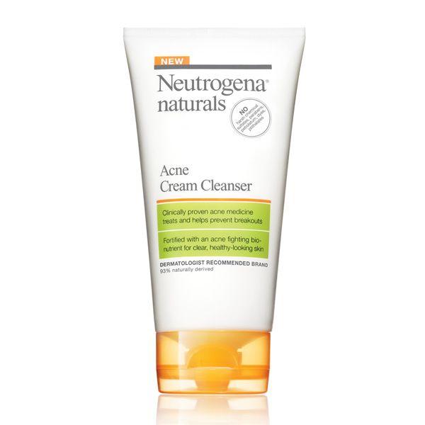 neutrogena naturals acne cream cleanser reviews photo