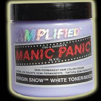 Manic Panic Virgin Snow Toner
