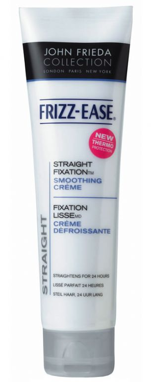 John Frieda Frizz-Ease Straight Fixation Smoothing Creme