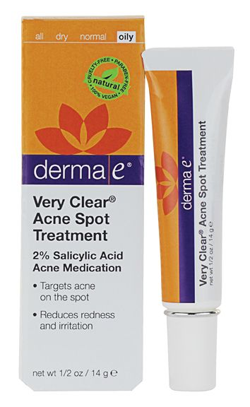 Derma E Very Cleara Acne Spot Treatment Reviews Photos
