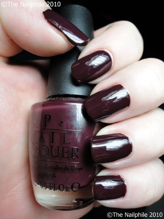 OPI William Tell Me About OPI reviews, photos - Makeupalley