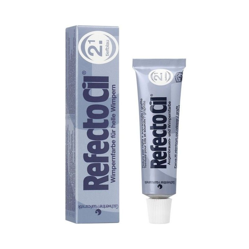 RefectoCil Cream Hair Dye ( Chestnut / 4) Micelec 8Pcs Blackhead Pimple Comedone Acne Extractor Remover Skin Clean Tools Kit