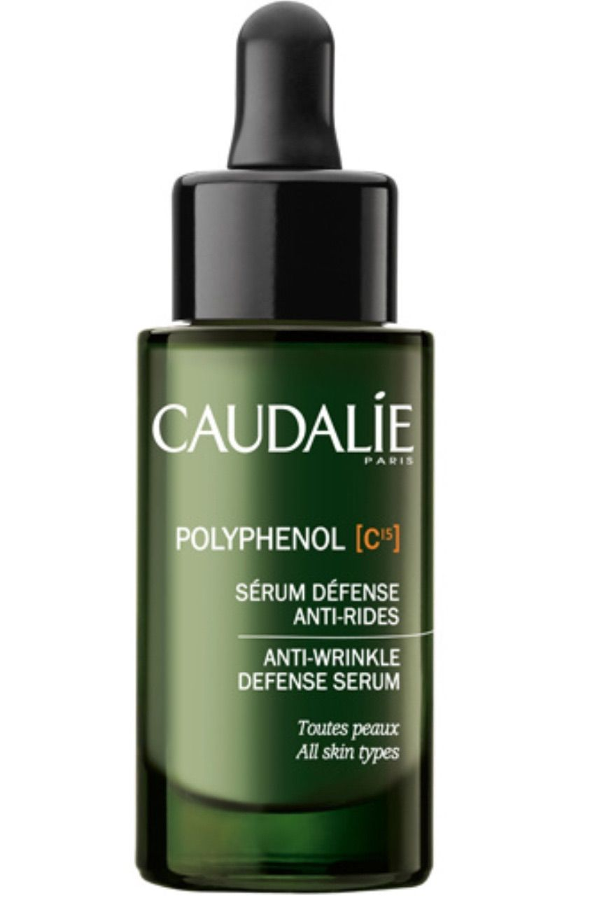 Caudalie Polyphenol C15 Anti Wrinkle Defense Serum Reviews