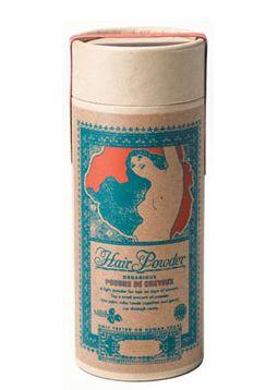 Lulu Organic Hair Powder