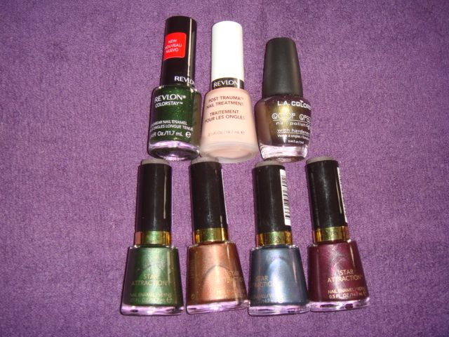 Revlon Star Attraction Magnetic Nail Enamel reviews, photo - Makeupalley