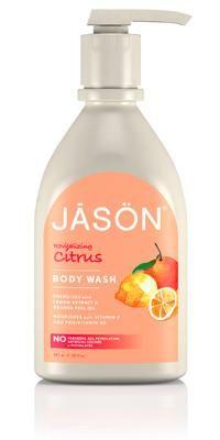Jason Natural Cosmetics Revitalizing Citrus Body Wash