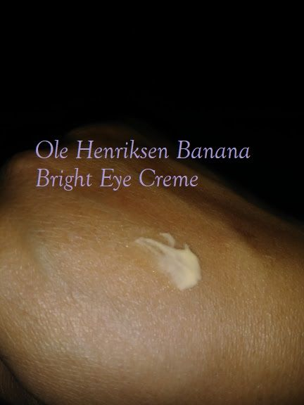 Ole Henriksen Banana Bright Eye Creme Reviews Photos Ingredients