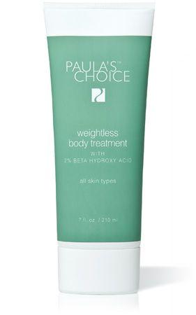 Paula's Choice RESIST Weightless Body Treatment with 2% BHA